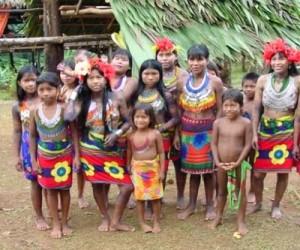 índios da Colômbia