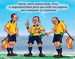 Fifa manipula resultado