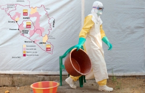 ainda sobre ebola