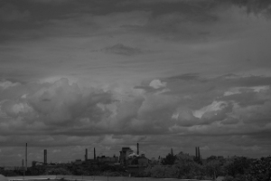 horizonte negro