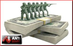 O Exército dos EUA Utiliza o FMI e o Banco Mundial para Lavar 85 de seu Orçamento Negro