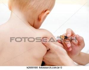 vacinas e crianças
